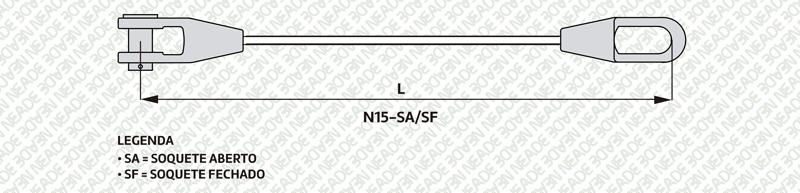 NEADE laços referência n15